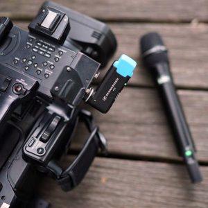 Radio Microfono per Camera