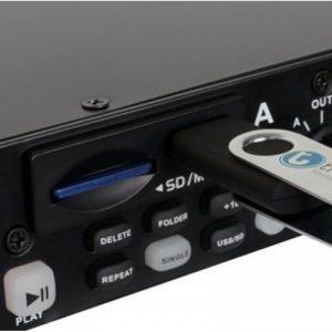 Lettori CD-MP3-USB -BT -Radio