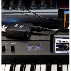 Schede Audio per iPad e iPhone