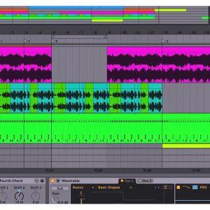 Produzione Audio e MIDI