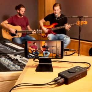 Interfacce Podcast USB - Smartphone